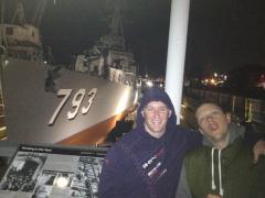 Navy Drydock