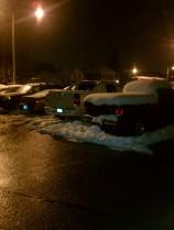 Yay, snow