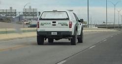 Border Patrol rockin' Raptors