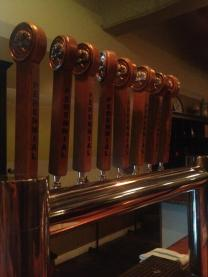 The Perennial tap line up