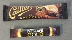 That chocolate sleeve is YUMMY