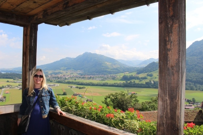 Another Gruyere view