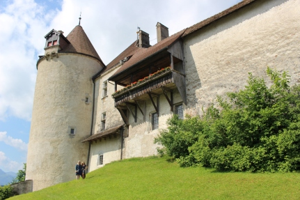 More Gruyere chateaux