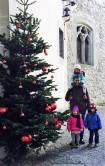 Medieval Christmas tree