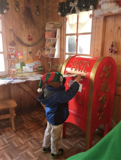 Letters to Santy
