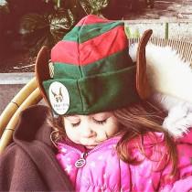 Maren has become an elf