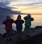 Lake Children